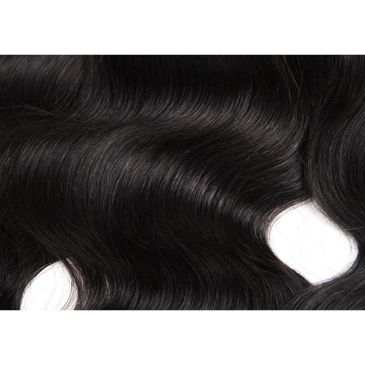 13x4 inches Body Wave Human Hair Lace Frontal