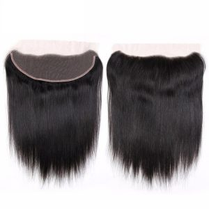 Free part 13×4 ear to ear Brazilian straight lace frontal