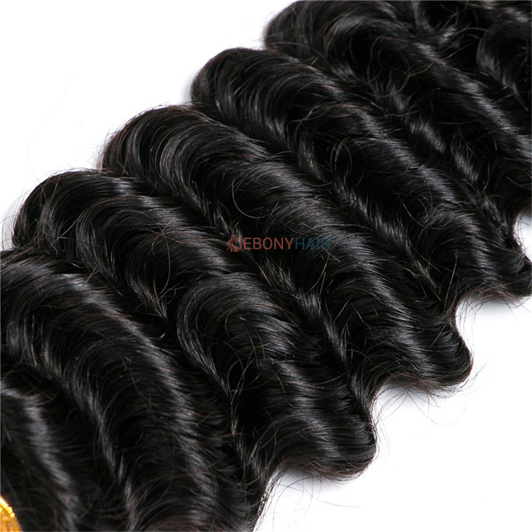 Brazilian Deep Wave Hair Texture