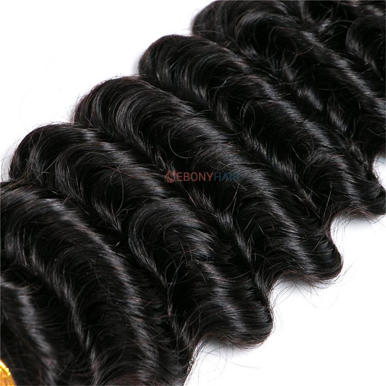 Peruvian Deep Wave Hair Texture