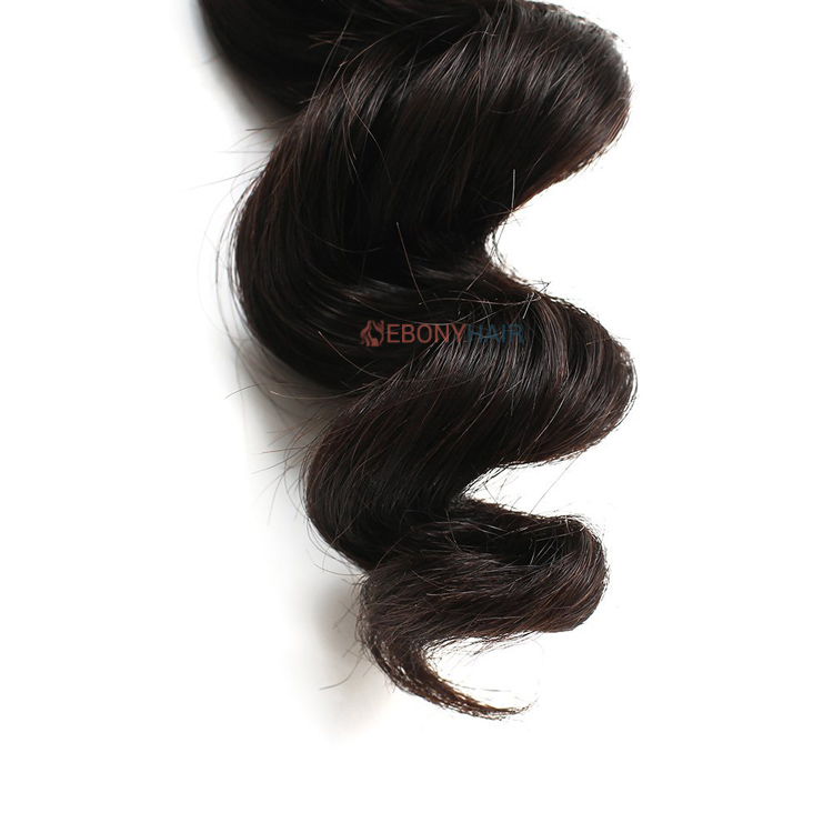 Brazilian Loose Curl Hair End