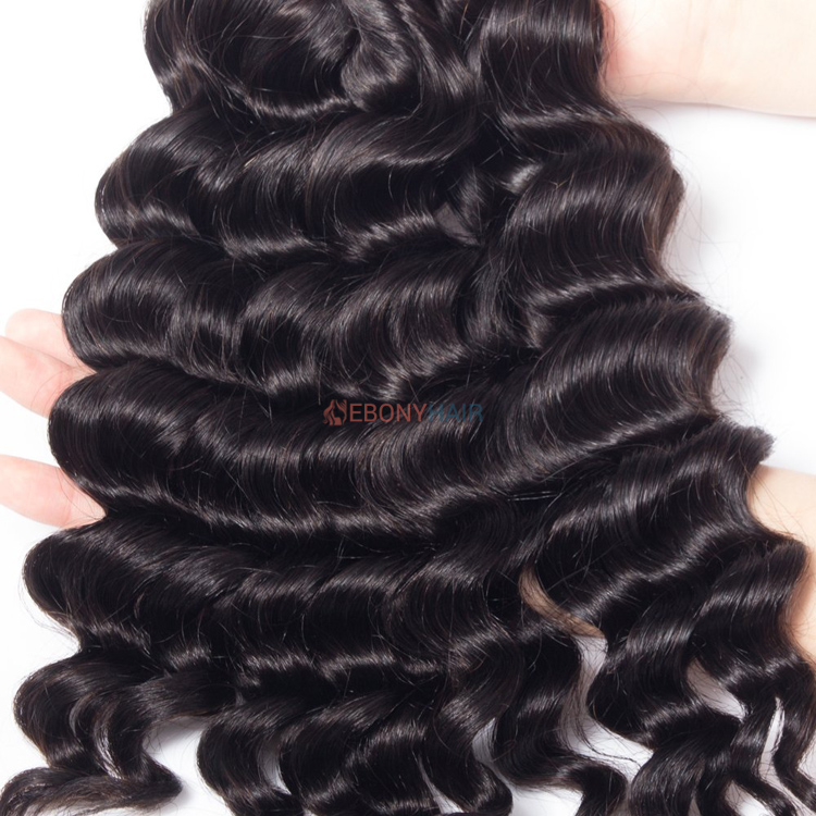 Brazilian Loose Wave Hair Details
