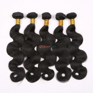Brazilian Body Wave Hair 5 Bundles
