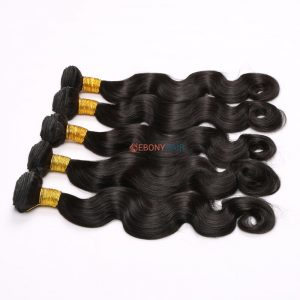 Brazilian Body Wave Hair Soft Body Wave Brazilian Hair Weft No Shedding No Tangle