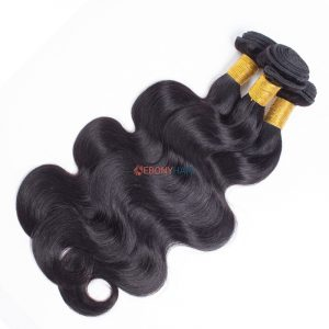 Body Wave Human Hair Extension Soft Body Wave Brazilian Hair Weft Brazilian Body Wave Hair