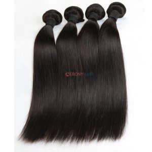 Natural Color 100 Grams / 3.5oz Top Selling Cheap Price 100 Virgin Brazilian Straight Hair