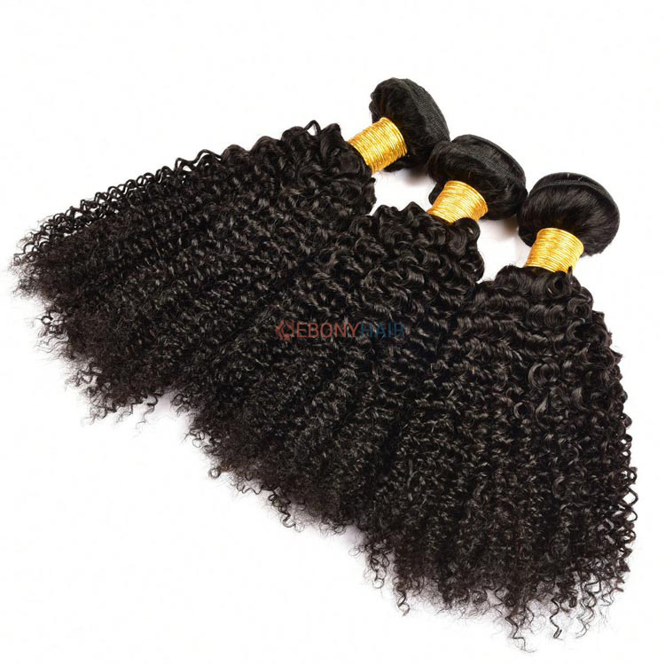 Brazilian Jerry Curl Hair 3 Bundles