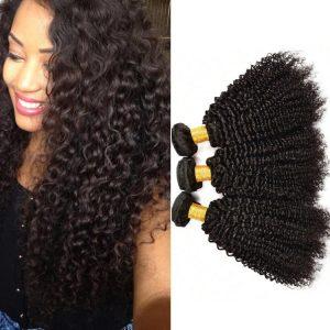 Brazilian Jerry Curl Hair for Black Women