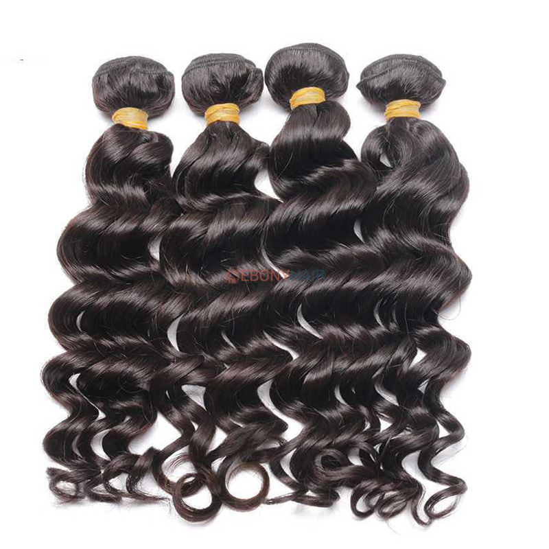 Brazilian Italy Wave Hair 4 Bundles