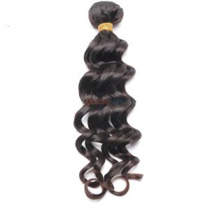 long lasting loose wave Brazilian hair wet and wavy hair