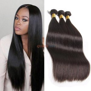 Silky Smooth Soft Virgin Brazilian Straight Hair
