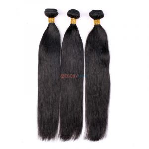 Top Grade High Quality Unprocessed Smooth Soft 100 Virgin Brazilian Straight Hair
