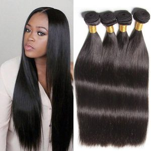 Brazilian Straight Hair For Black Women