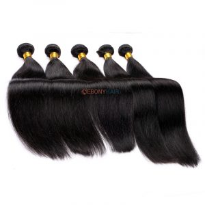 100 Virgin Brazilian Straight Hair Top Selling Cheap Price Silky Straight Brazilian Hair Bundles