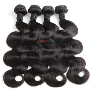 Brazilian Body Wave Hair No Shedding No Tangle for Black Women
