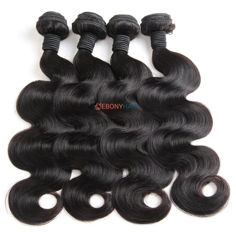 Brazilian Body Wave Hair No Shedding No Tangle for Black Women