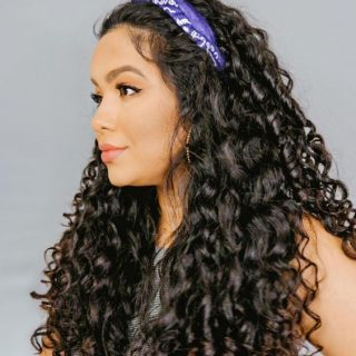 Double Drawn Hair Weft Cambodian Afro Kinky Curly Virgin Hair