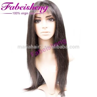 Peruvian Indian Cambodian Brazilian human hair full lace wig brazilian hair front lace wig straight human hair wigs for women
