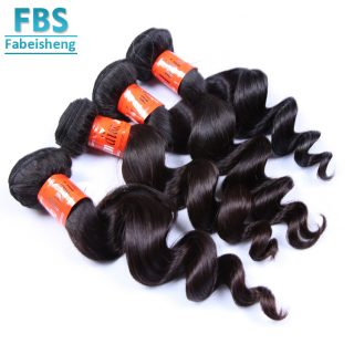 Mink Brazilian Virgin Human Hair Bundles With Lace Frontal Closure 10A Grade Virgin Unprocessed 30 inch loose curly girls hair