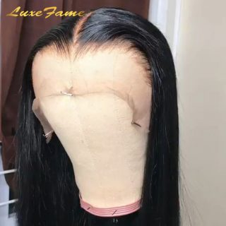 Wholesale Brazilian Hair HD Lace Front Wig Virgin Cuticle Aligned Human Hair Full Lace Wig 13x6 Lace Frontal Wig For Black Women